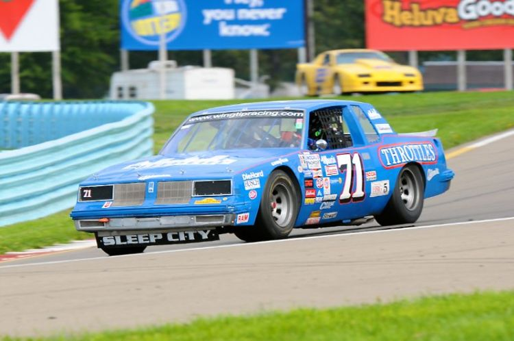 1983- Oldsmobile Cutlass, TA- Bob Tyo.
