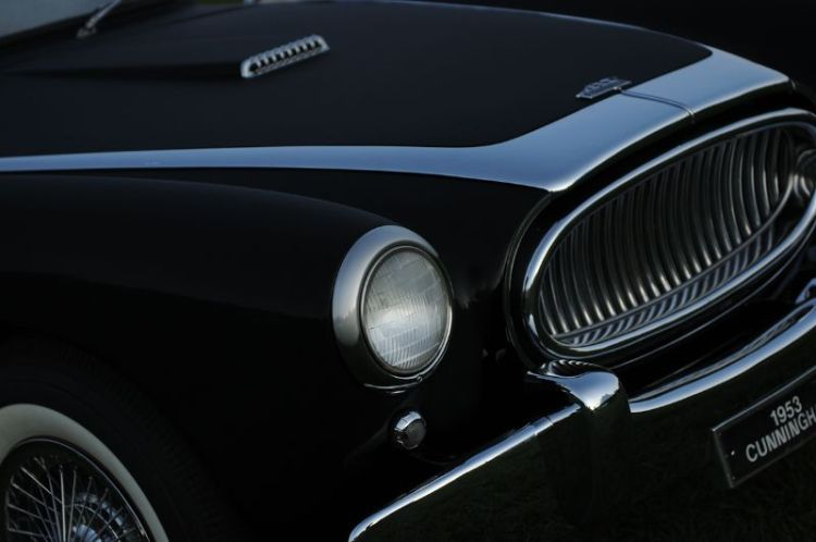 1953Cunningham C3-  Stewart McKinney.
