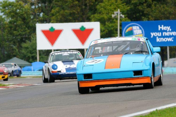John Gatto- 1971 Porsche 914/4.