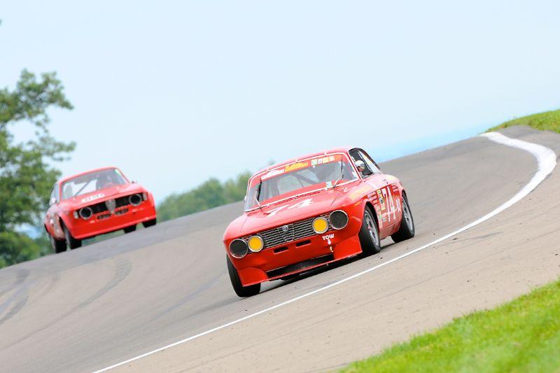 1973 Alfa Romeo GTV- Donald Wannagat.
