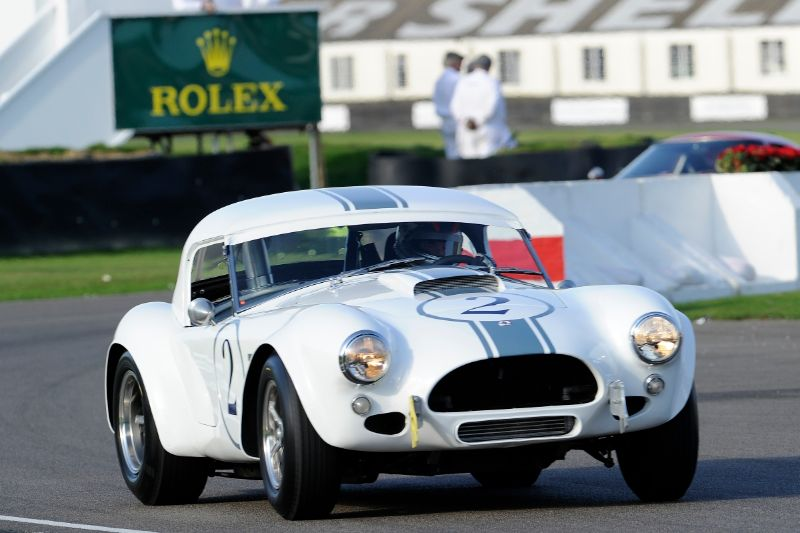 1962 AC Cobra - Rob Hall and Jochen Mass