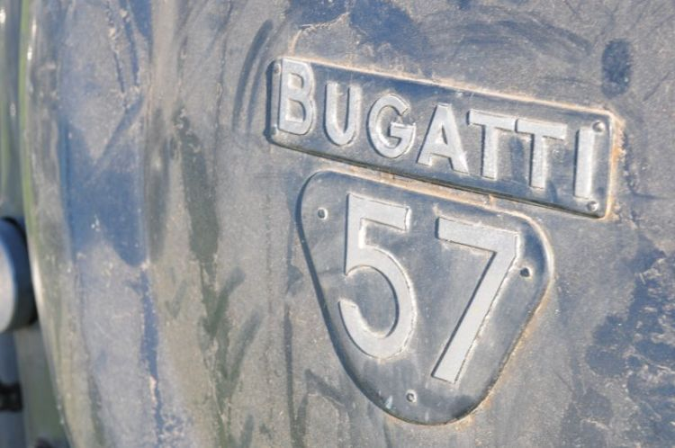 1938 Bugatti Type 57 Series Ventoux- Barn Find.
