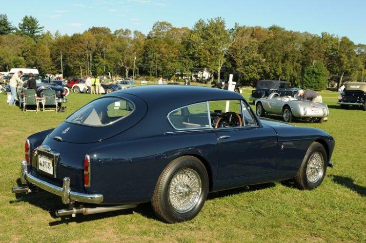 1959 Aston Martin 2/4 Mk III- Rick Phillips.