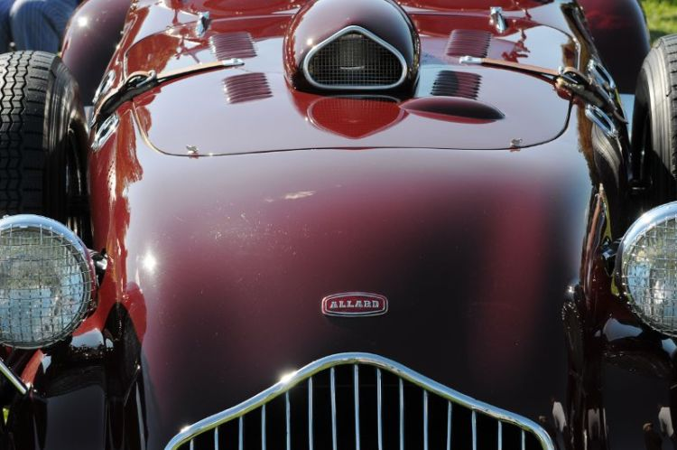 1950 Allard J2- Andrew Picariello.