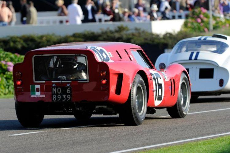 1961 Ferrari 250 GT SWB Breadvan - Nicolas Minassian and Max Werner