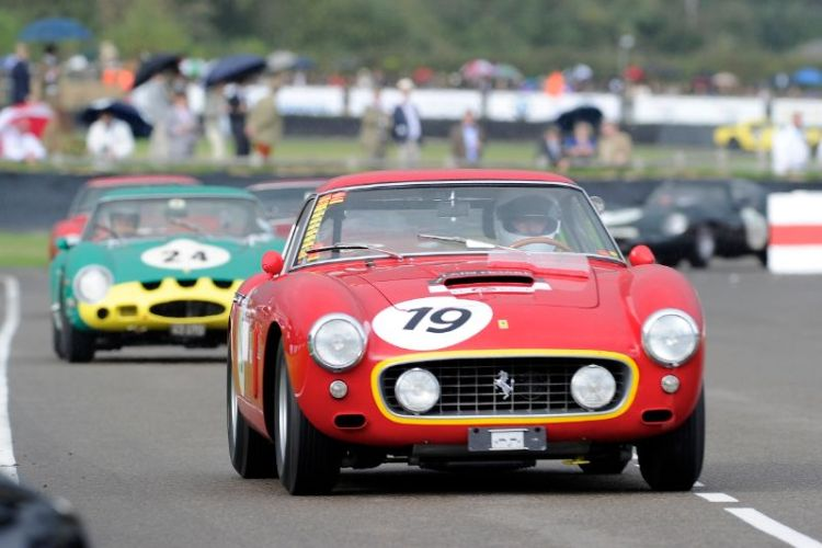 1960 Ferrari 250 GT SWB/C - Killian Konig and Arturo Merzario