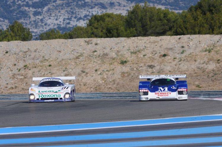 Group C Race at Dix Mille Tours du Castellet 2011