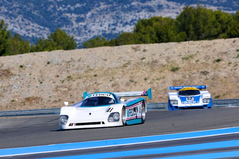 Group C Race at Dix Mille Tours du Castellet 2011