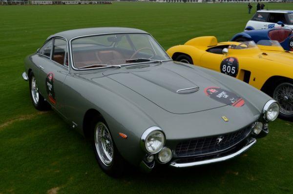 Ferrari 250 GT Lusso Support Car - Mille Miglia North American Tribute 2011