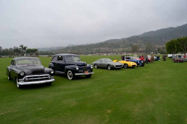 Mille Miglia North American Tribute 2011