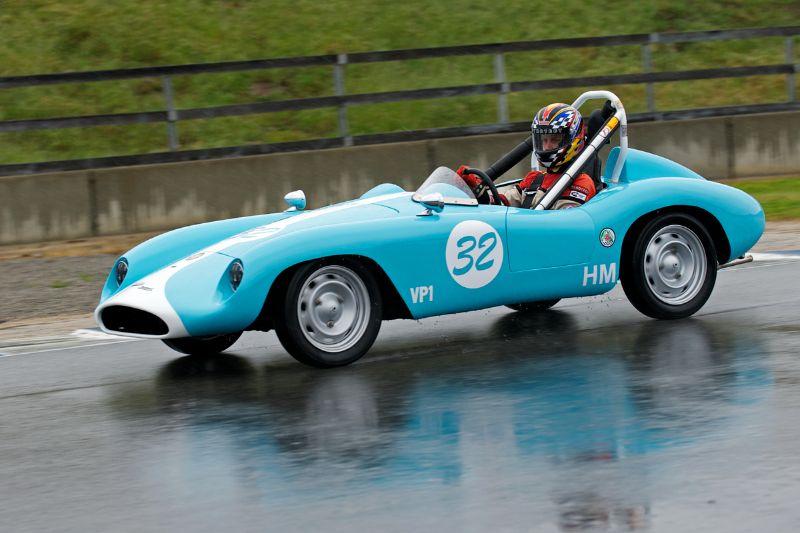 Robert Dustan's 1959 devin Renault Special.