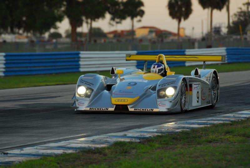 Doug Smith, 2000 Audi R8.