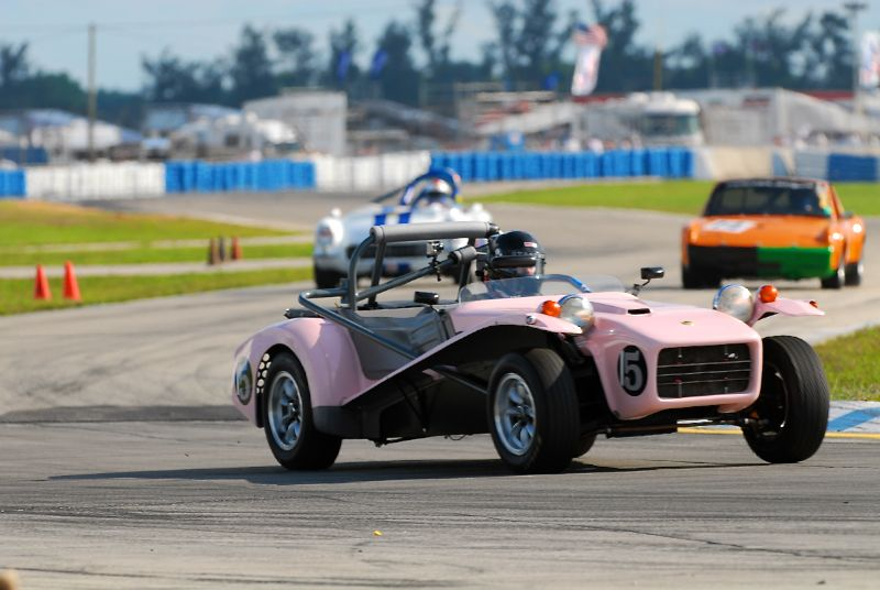 Dawn Fisher Lotus Super 7.