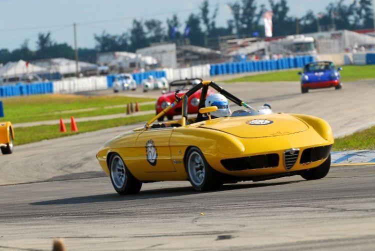Ceasar Cone- 1967 Alfa Romeo Duetto.