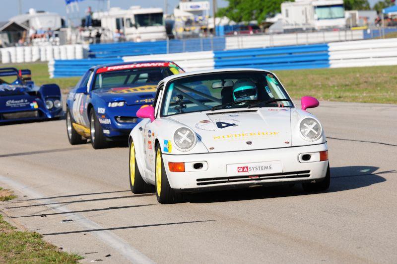Erik Weyls- Porsche 911RS.