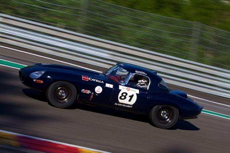 Jaguar E Type 1964