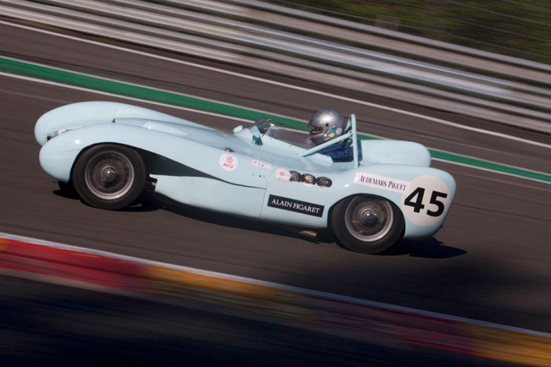 Lotus Mk9 1955