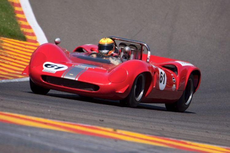 McLaren M1B 1965