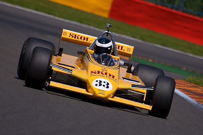 Fittipaldi F8 1981