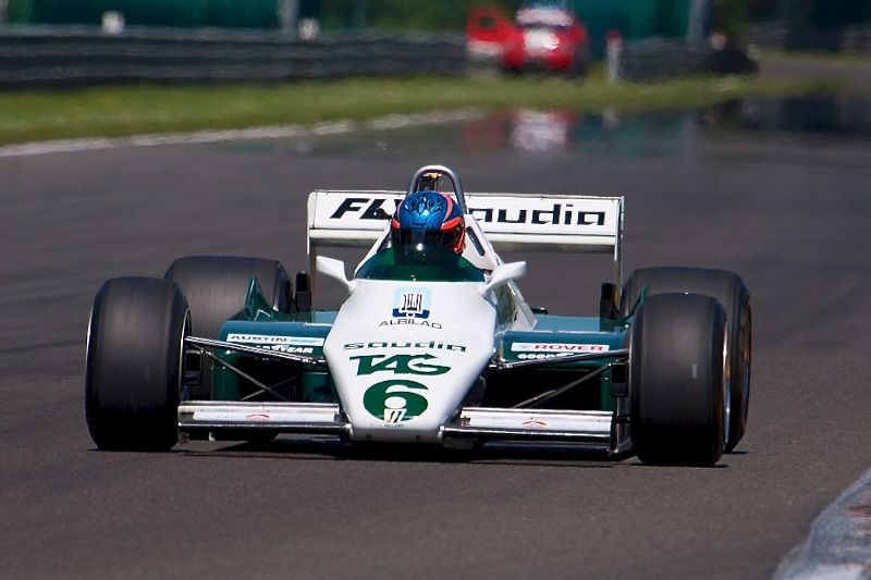 Williams FW08 1982
