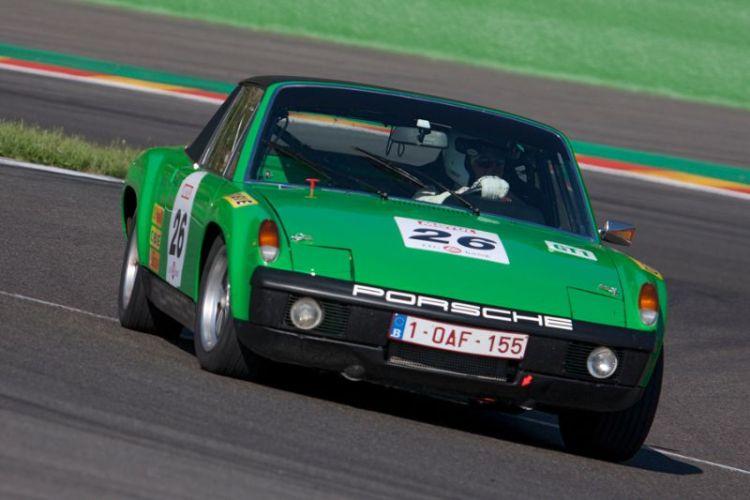Porsche 914-6 1970