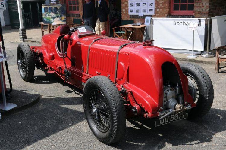 Birkin 1929-32 Bentley 4.5-Litre Supercharged Single-Seater
