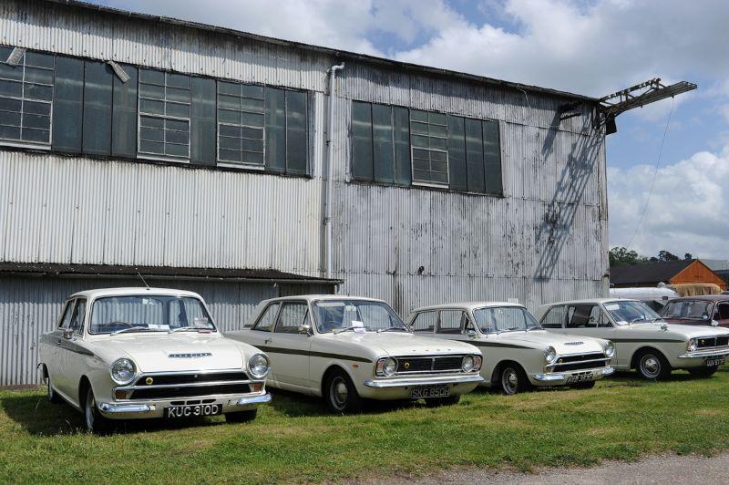 Ford Lotus Cortinas