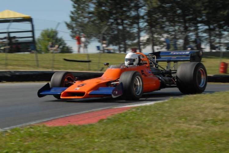 McRae GM1- with Ray Boissoneau.