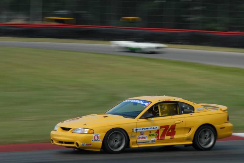 John Cloud 1998 Ford Mustang Cobra.