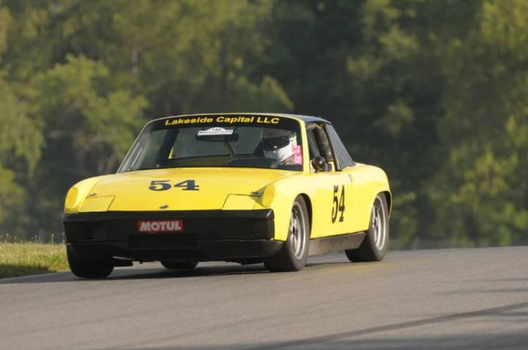Melvin Andrews- Porsche 914/4.