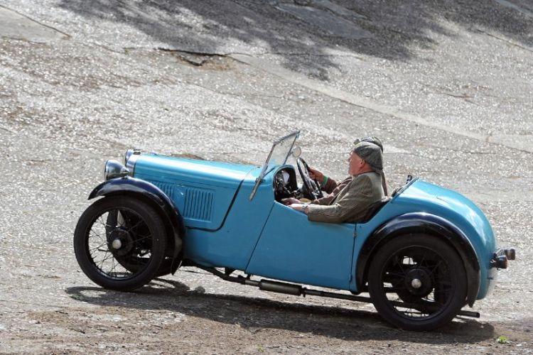 1936 Austin 7 Nippy