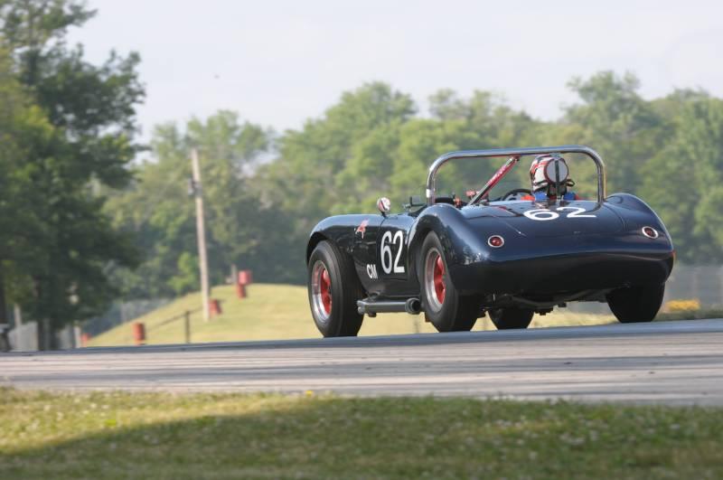 Kellison Corvette Special, Tom Shelton.