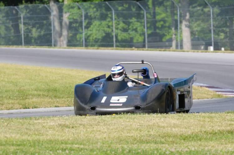 Ben Sinnott, 1991 Lola T91/90 S2.