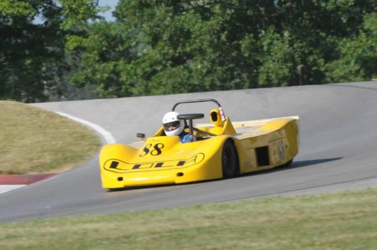 Lola T88/90- Martin Hancock.