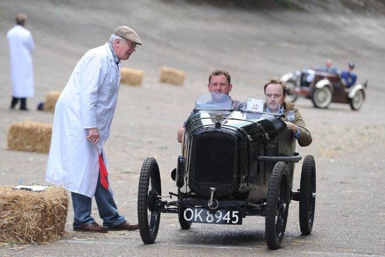 1923 Austin Boulogne Team Car