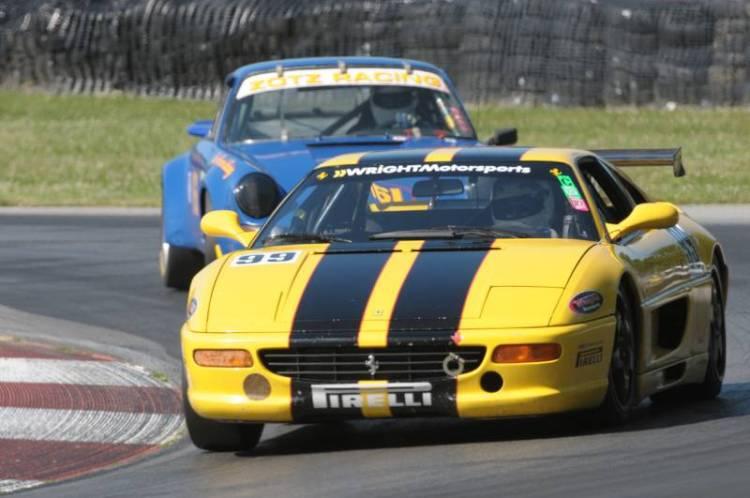 1998 Ferrari Challenge, Lawrence Schumacher.