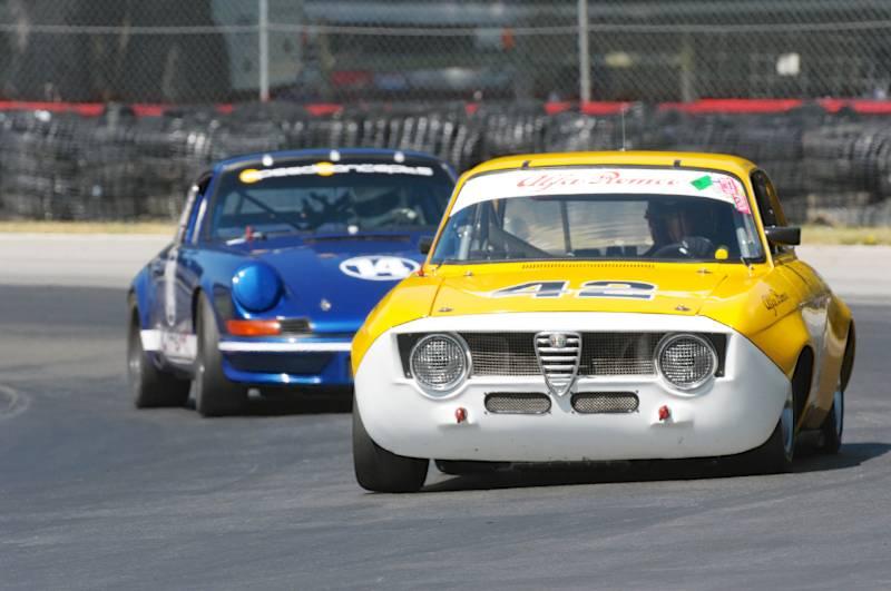 Bo Lemastus- 1966 Alfa Romeo GTV.