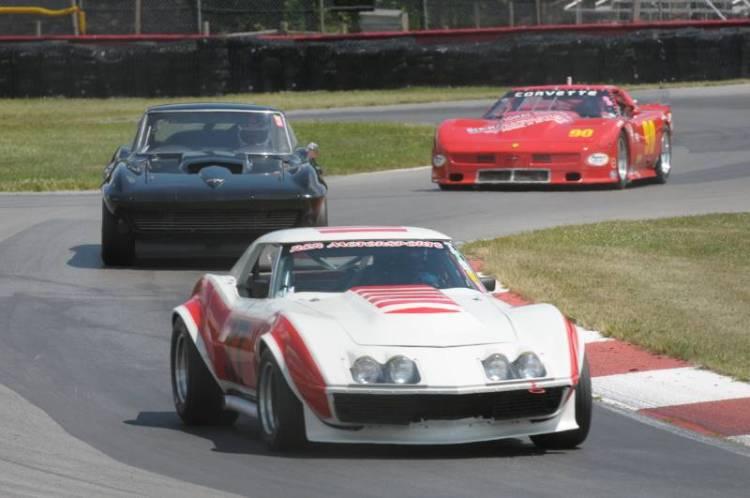 1968 Corvette Clair Schwendeman.