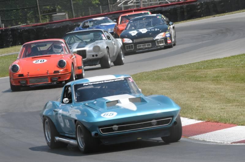 Brent Jarvis- 1965 Corvette.