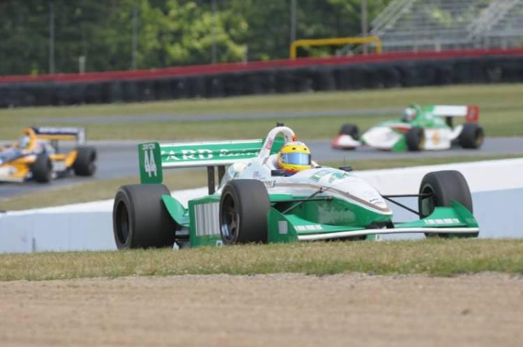 1997 Lola T97/20- Joel Quadracci.