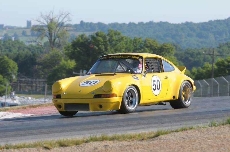 1972 Porsche 911- Peter Maehling.