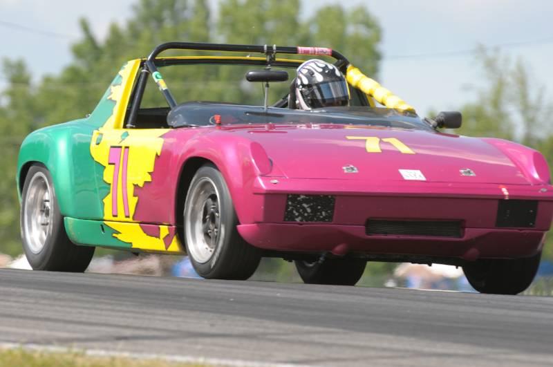 Chip Vance- Porsche 914/6.