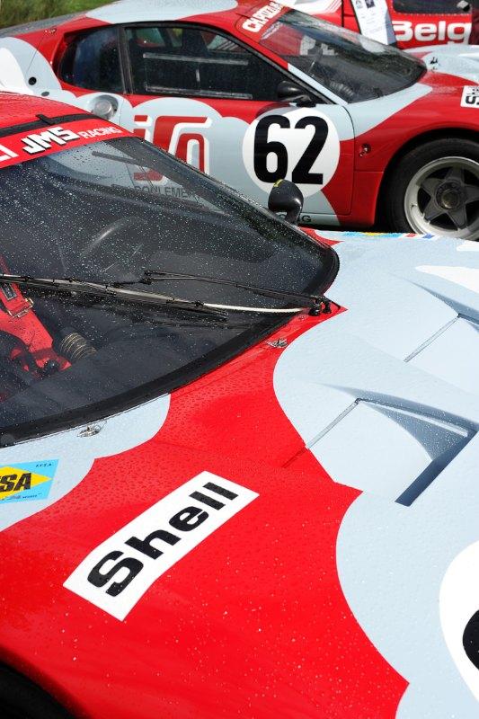 Ferrari 512 BB LM - Le Mans Classic 2012