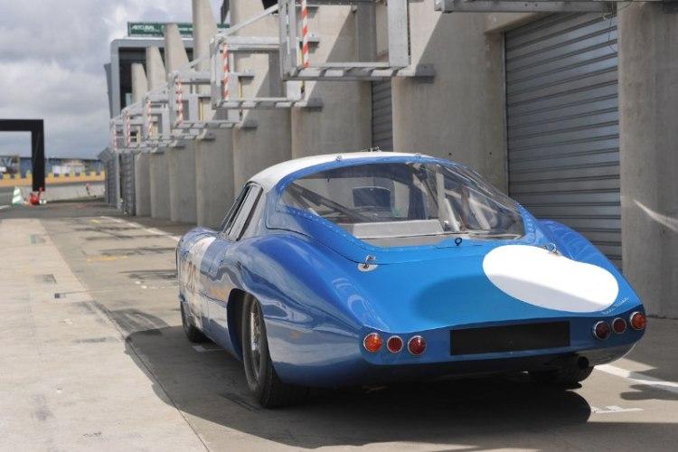1963 Alpine M63 - Le Mans Classic 2012