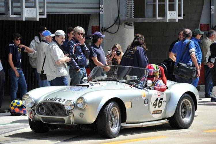 AC Cobra - Le Mans Classic 2012
