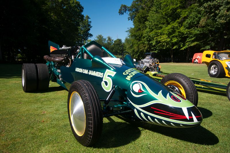 1955 Green Monster #5 Dragster