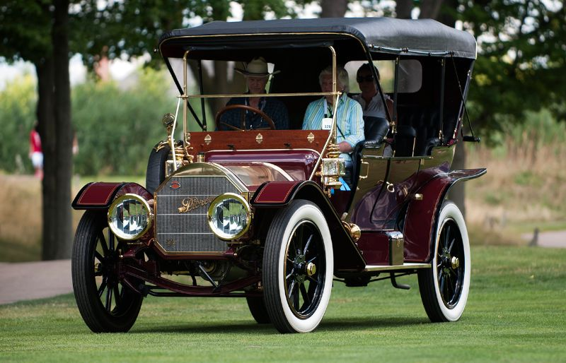 1911 Pierce-Arrow 48 Touring