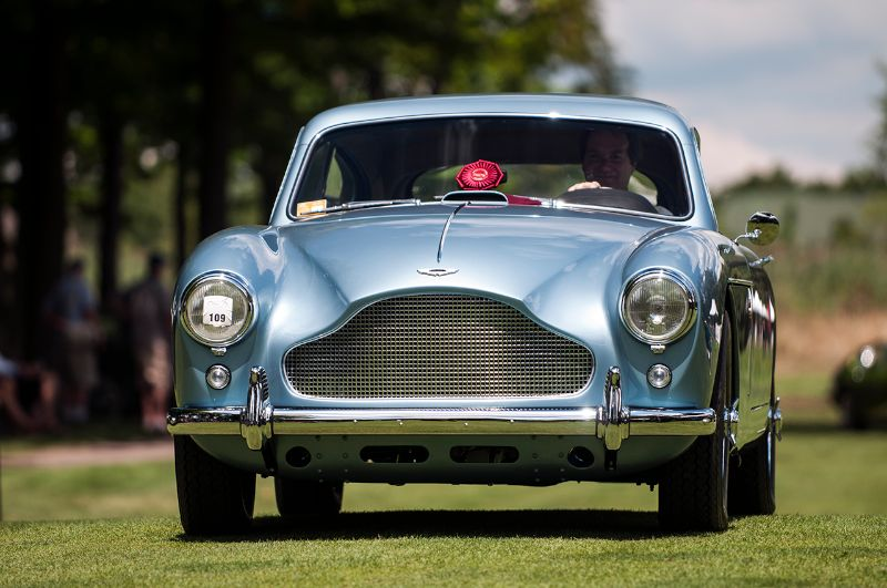 1957 Aston Martin DB Mark III