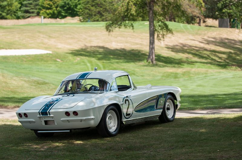 1960 Chevrolet Corvette Race Car