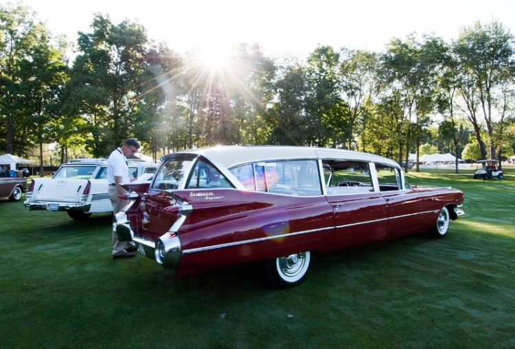 1959 Cadillac Broadmoor Skyview Station Wagon